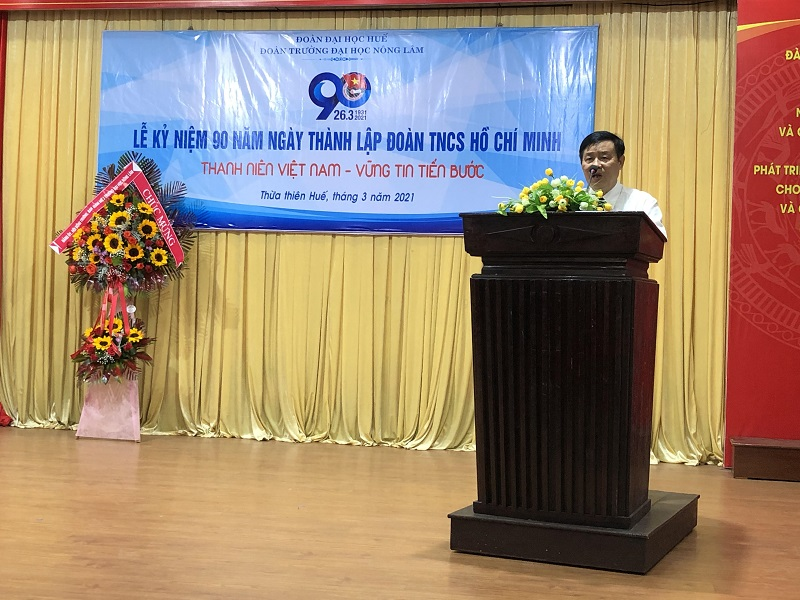 GS.TS. Trần Văn Minh - Nguyên Bí thư ĐTN chia sẽ, ôn lại kỷ niệm